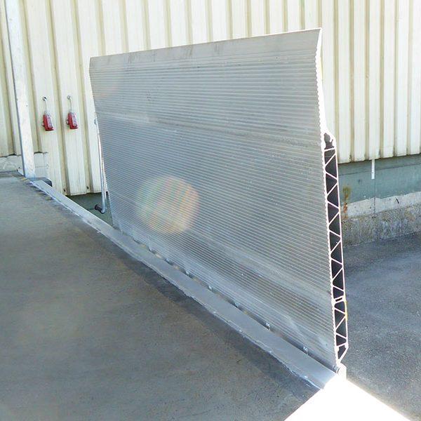 Aluminium Rampen