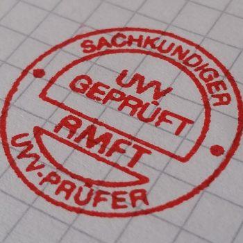 UVV Prüfung Offenbach
