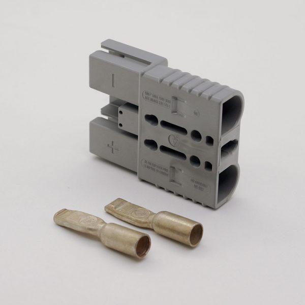 Batteriestecker SBE160grau