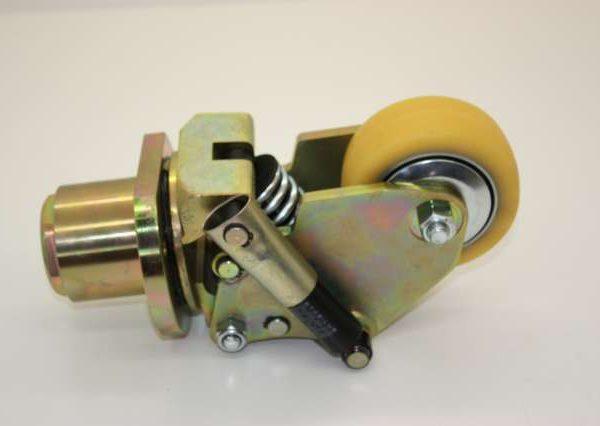 Stützrad komplett passend für Jungheinrich Nummer: 50019785