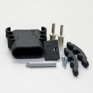 Eurostecker 80A 25mm², passend für Artikelnummer: 9519900