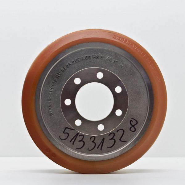 Antriebsrad 343x114 passend für Jungheinrich Nummer: 51331328